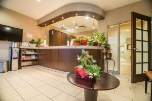 Come in and enjoy our comfortable and welcoming lobby