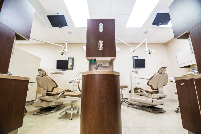 Sunrise Dental's Facilities are Equipped to Comfort and Treat Patients