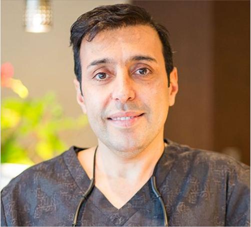 Sunrise Dental Clinic's Doctor Hassiri
