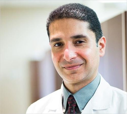 Sunrise Dental Clinic's Dr. Mousavi